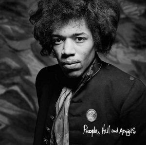 Jimi Hendrix - People, Hell & Angels [2013] (2016) [SACD]