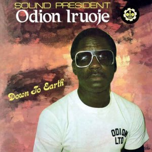 Odion Iruoje - Down to Earth (1983) [LP Reissue 2016]