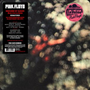 Pink Floyd - Obscured by Clouds (1972) [LP Remastered 2016]