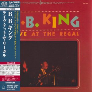 B.B. King - Live At The Regal (1965) [Japanese Limited SHM-SACD 2011] PS3 ISO + HDTracks
