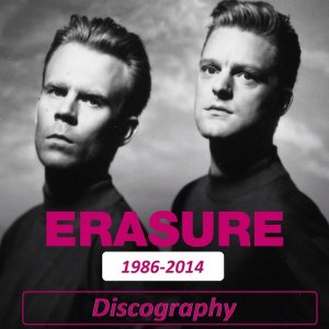 Erasure - Discography (1986-2018)