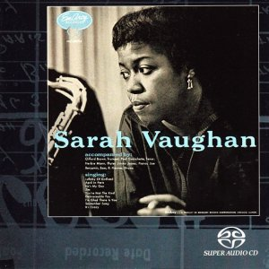 Sarah Vaughan - Sarah Vaughan with Clifford Brown (1955) [SACD 2003] PS3 ISO + HDTracks