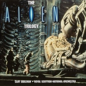 Cliff Eidelman & Royal Scottish National Orchestra - The Alien Trilogy OST (1996)