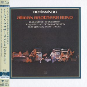 The Allman Brothers Band - Beginnings (1973) [Japanese Limited SHM-SACD 2014] PS3 ISO + HDTracks