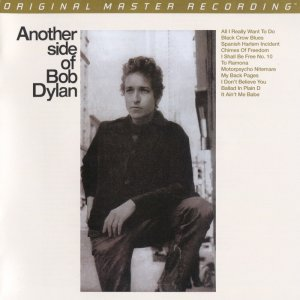 Bob Dylan - Another Side Of Bob Dylan (1964) [MFSL SACD 2012] PS3 ISO + HDTracks