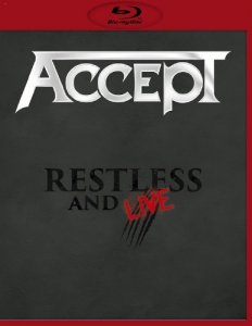 Accept - Restless And Live (2017) [BDRip 1080p]