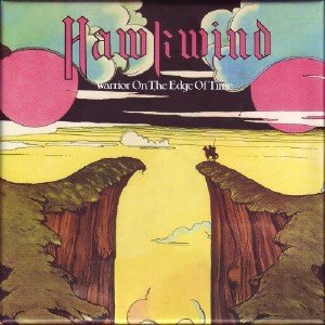 Hawkwind - Warrior On The Edge Of Time (Expanded edition) [1975] (2013)