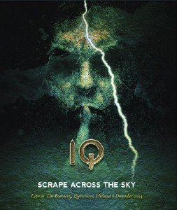 IQ - Scrape Across The Sky (2017) [Blu-ray]