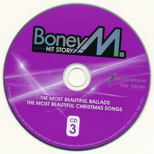 Boney M. - Going Back West / Silly Confusion / The Carnival Is Over