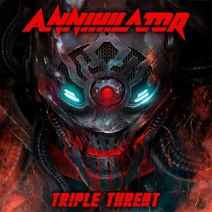 Annihilator - Triple Threat (2017) [DVD9]