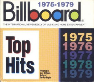 VA - Billboard Top Hits 1975-1979 [5CD Box Set] (1991)