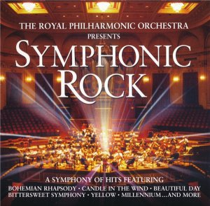 The Royal Philharmonic Orchestra - Symphonic Rock (2CD 2004)