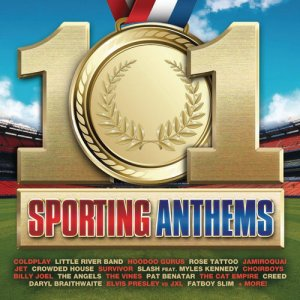 VA - 101 Sporting Anthems [5CD Box Set] (2012)
