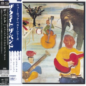 The Band - Music From Big Pink (1968) [Japanese Limited SHM-SACD 2014] PS3 ISO + HDTracks