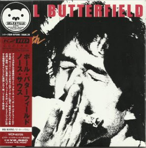 Paul Butterfield - North South (1981)