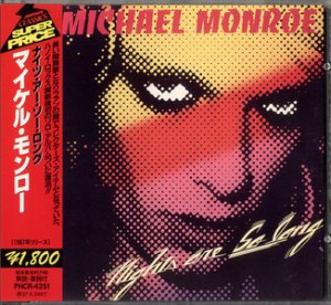 Michael Monroe - Nights Are So Long (1987)