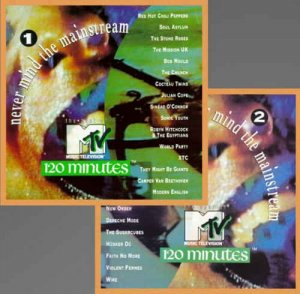 VA - Never Mind the Mainstream: The Best of MTV's 120 Minutes Vol. 1 & 2 (1991) [Remastered]