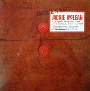 Jackie McLean - Jackie's Bag (1960) [LP Remastered 2017]
