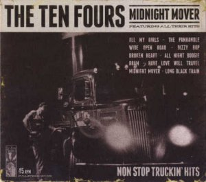 The Ten Fours - Midnight Mover (2011)