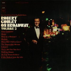 Robert Goulet - On Broadway, Vol. 2 (1967) [2016] [HDtracks]