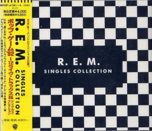 R.E.M. - Singles Collection (Collector's Edition) (1991)