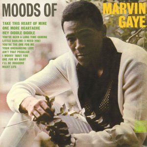 Marvin Gaye - Moods of Marvin Gaye (1966) [Reissue 1987]
