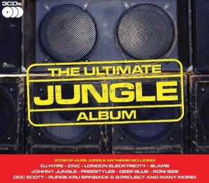 VA - The Ultimate Jungle Album [3CD Box Set] (2008)
