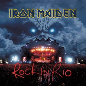 Iron Maiden - Rock in Rio (2002) [2016] [HDtracks]