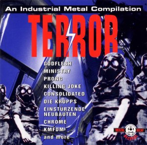 VA - Terror - An Industrial Metal Compilation (1993)
