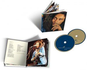 Bob Marley & The Wailers - Legend [30th Anniversary Deluxe Edition] (2014)