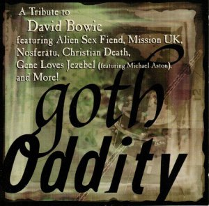 VA - Goth Oddity - A Tribute To David Bowie (1999)