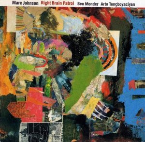 Marc Johnson - Right Brain Patrol (1992)