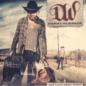 Danny Worsnop - The Long Road Home (2017)