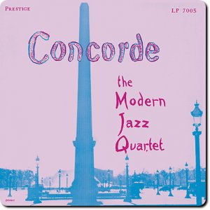 The Modern Jazz Quartet - Concorde (1955) [2014] [HDtracks]