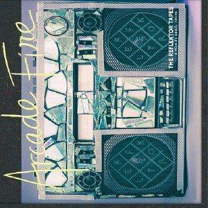 Arcade Fire - The Reflektor Tapes (2017)