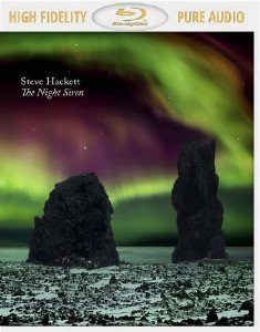 Steve Hackett - The Night Siren (2017) [Blu-ray]