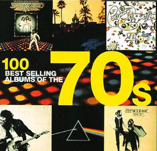 100 Best Selling Albums Of The 70s By Hamish Champ