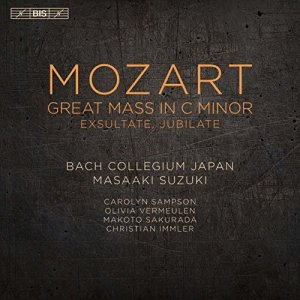 Bach Collegium Japan & Masaaki Suzuki - Mozart: Great Mass in C Minor & Exsultate, Jubilate (2016)
