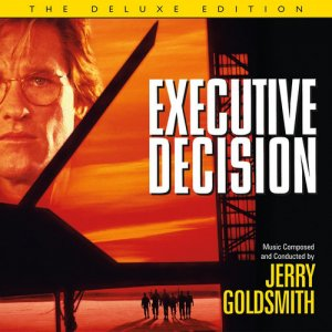 Jerry Goldsmith - Executive Decision [Deluxe Limited Edition] (2016)