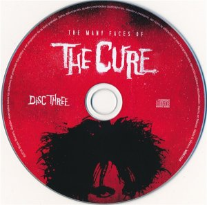 VA - The Many Faces Of The Cure - A Journey Through The Inner World Of The Cure (3CD Box 2016)