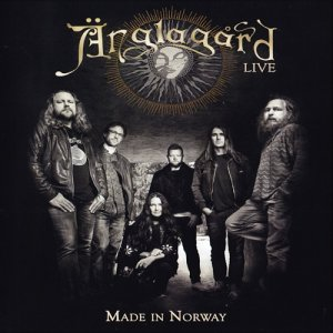 Anglagard - Live: Made in Norway (2017) [DVD5]