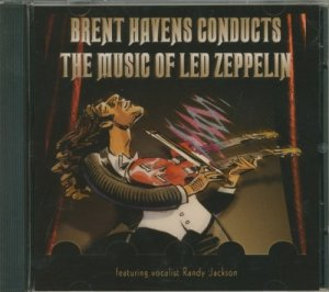 Led Zeppelin Performed By Jacksonville Symphony Orchestra - Brent Havens Conducts The Music Of Led Zeppelin (2004)