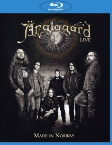Anglagard - Live: Made in Norway (2017) [BDRip 1080p]