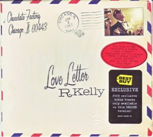 R. Kelly - Love Letter [Best Buy Exclusive] (2010)