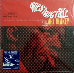 Art Blakey & The Jazz Messengers - Indestructible [LP Remastered Limited Edition] (1966) [2017]