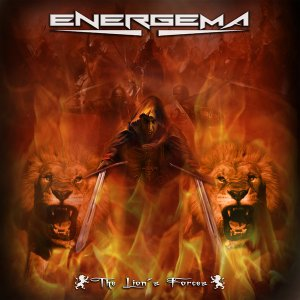 Energema - The Lion's Forces (2016)