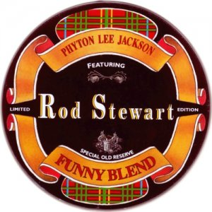 Python Lee Jackson Featuring Rod Stewart - Funny Blend (1972) [Reissue 1993]