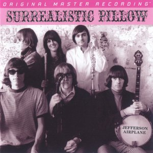 Jefferson Airplane - Surrealistic Pillow (1967) [2016 SACD]