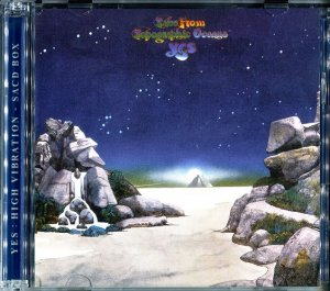 Yes - Tales From Topographic Oceans (1973) [2013 SACD]