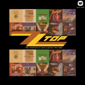 ZZ Top - The Complete Studio Albums 1970-1990 [HD Tracks] (2013)